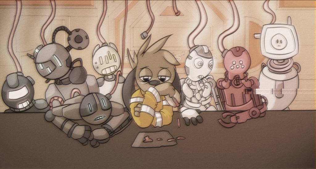 The Assistants' Suite